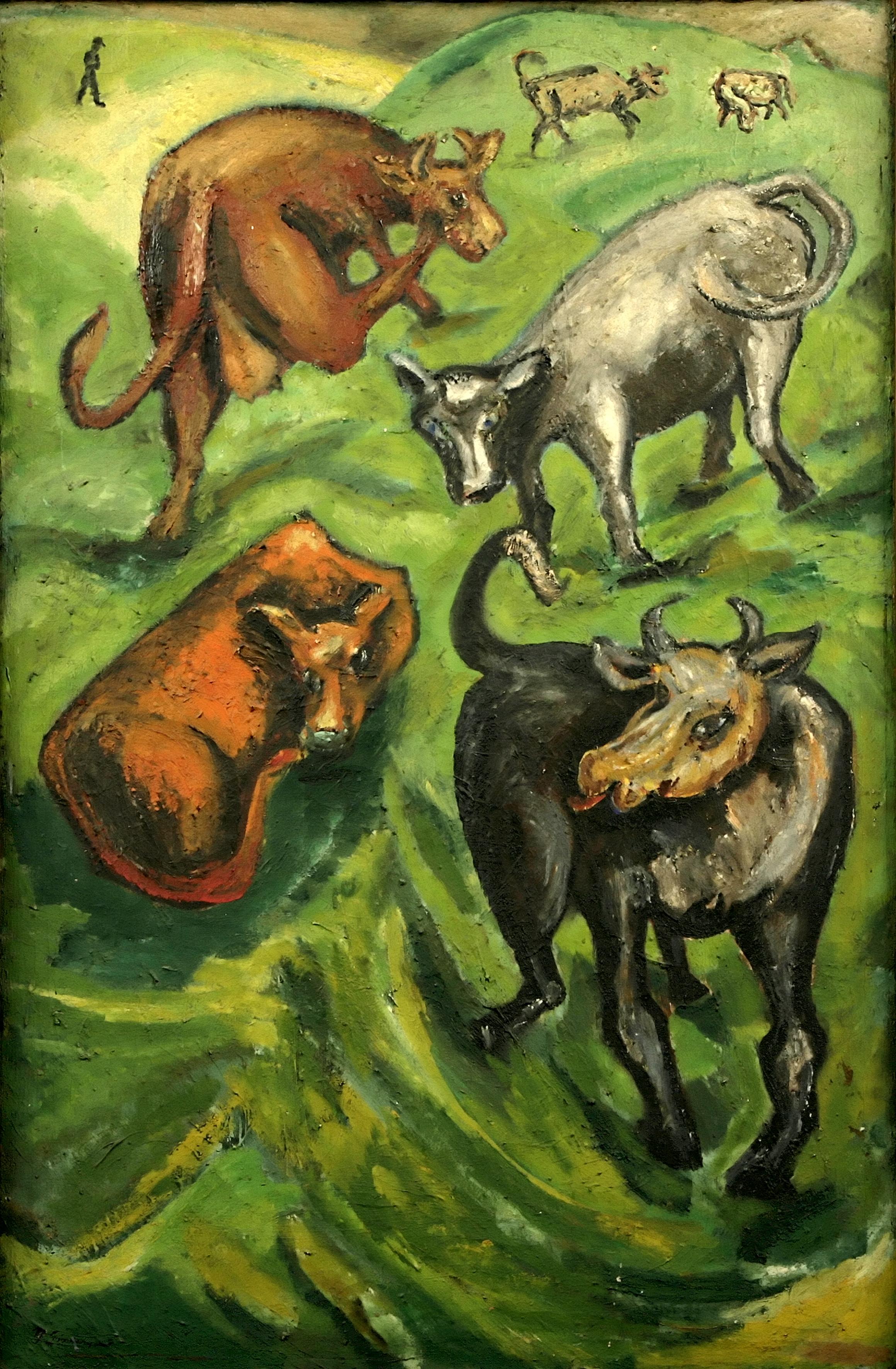 køer og kalve u.n.