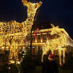 Ella og Eyde - juleudsmykning i Herning City