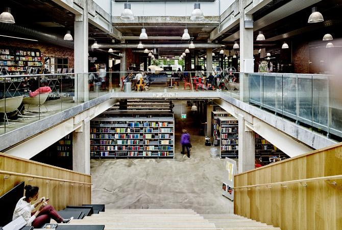 Bibliotek Herning