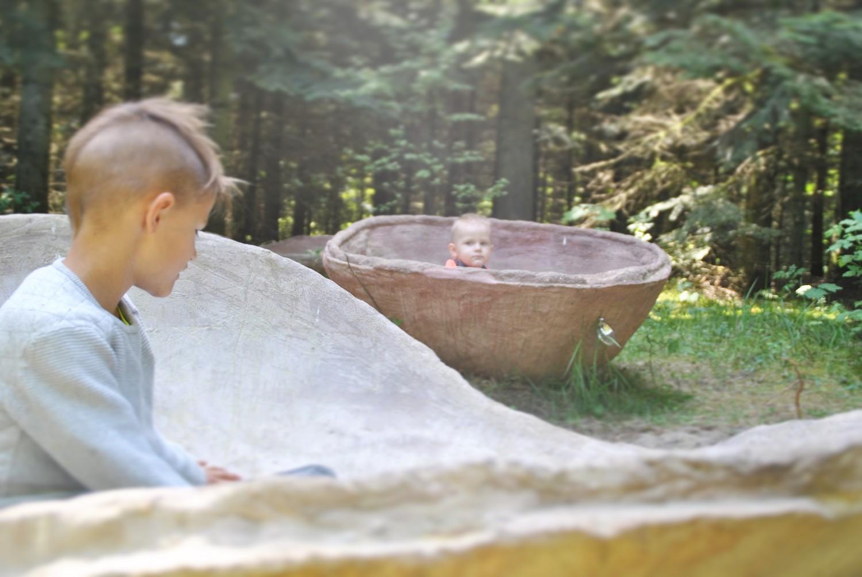 Diana Bach Baks drenge i Skovsnogen