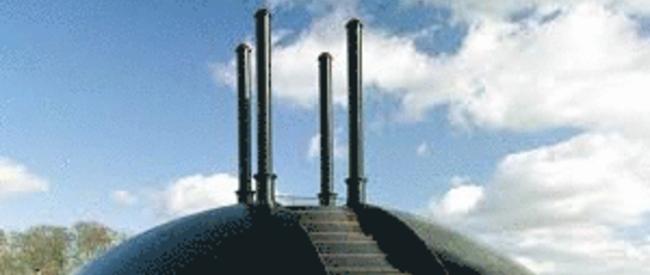 Billede af skulpturen Elia