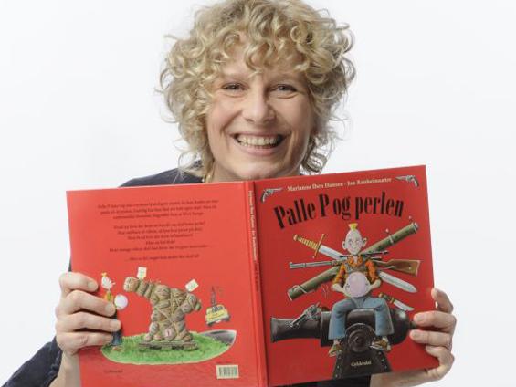 Forfatter Marianne Iben Hansen