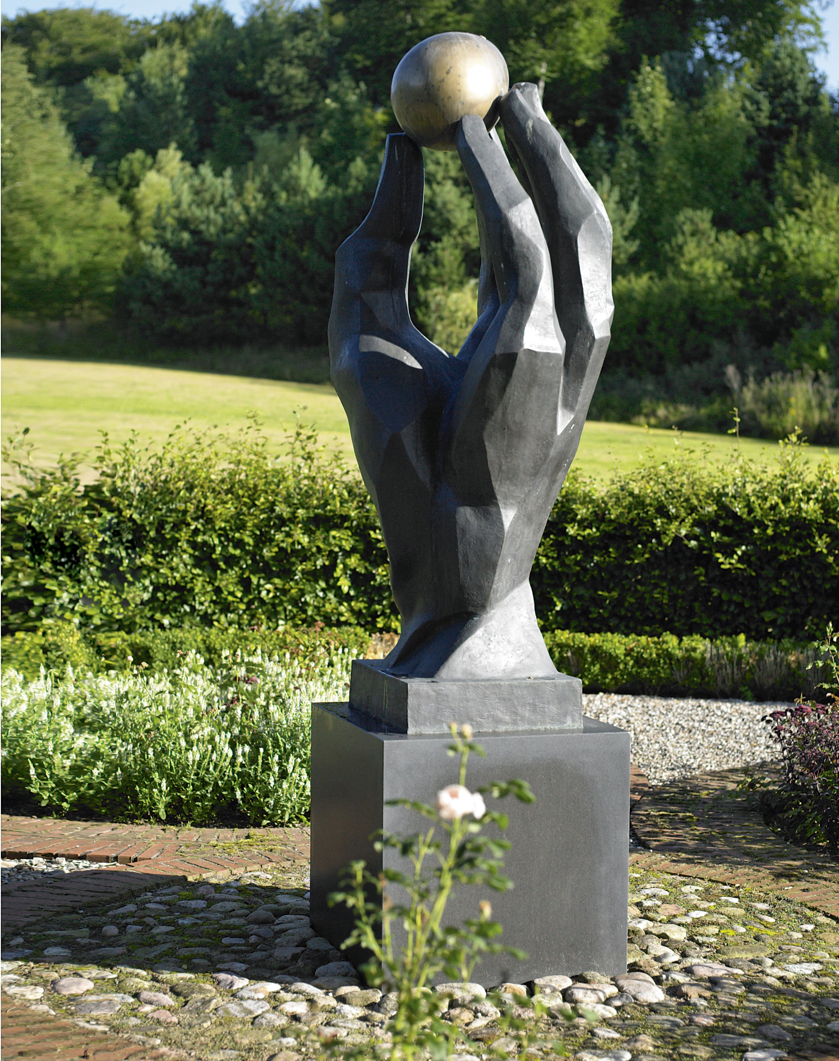 skaberens hånd af HKH Prins Henrik