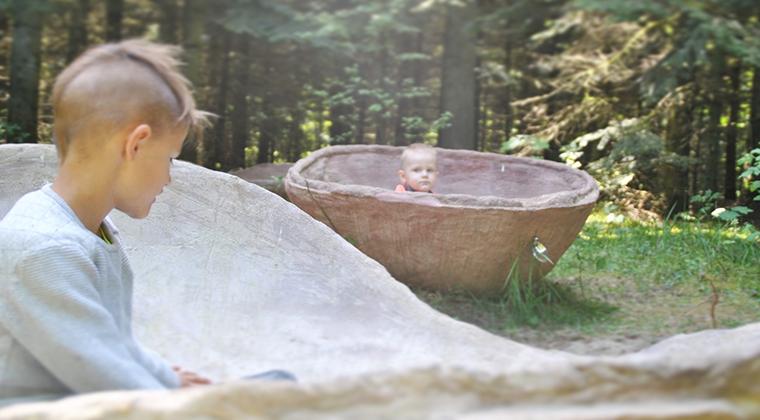 Billede fra Skovsnogen, Foto: Diana Bach Bak