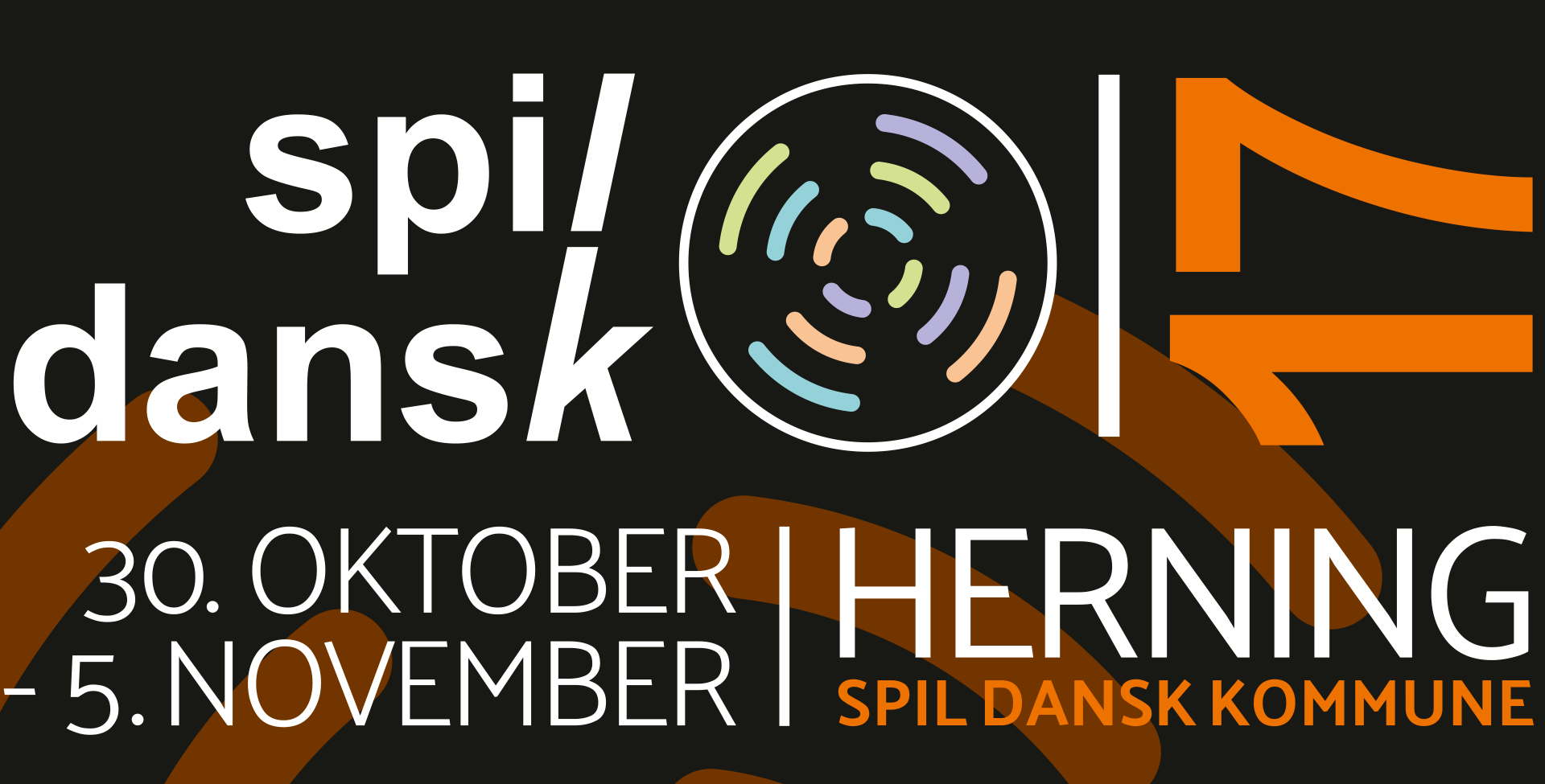 Spil Dansk Herning logo
