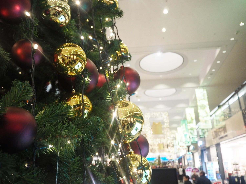 Juletræet i HerningCentret