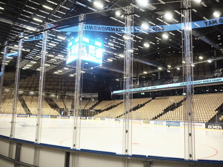 Ishockey bane