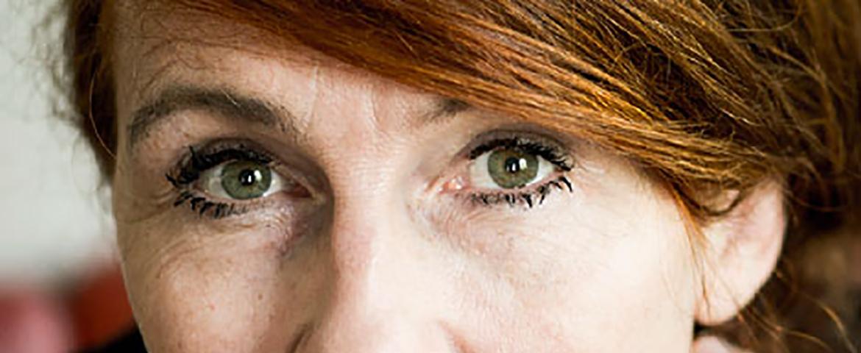 Bodil Jørgensen - øjne