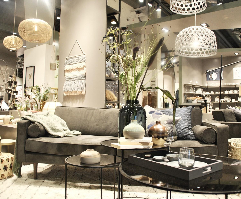 møbler og dekoration