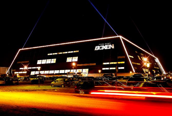 Jyske Bank Boxen i Herning