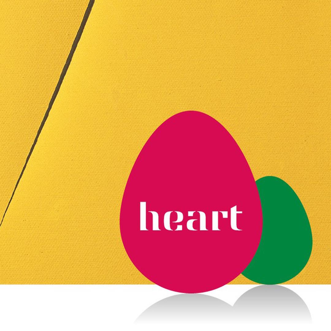 Påskeægjagt på HEART