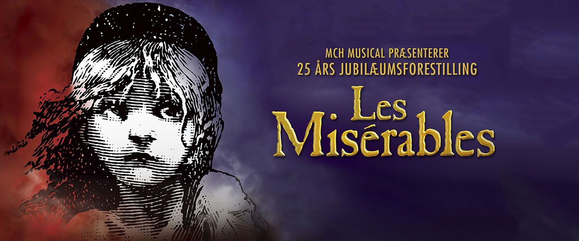plakat for les miserables