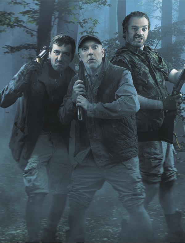 Jægerne