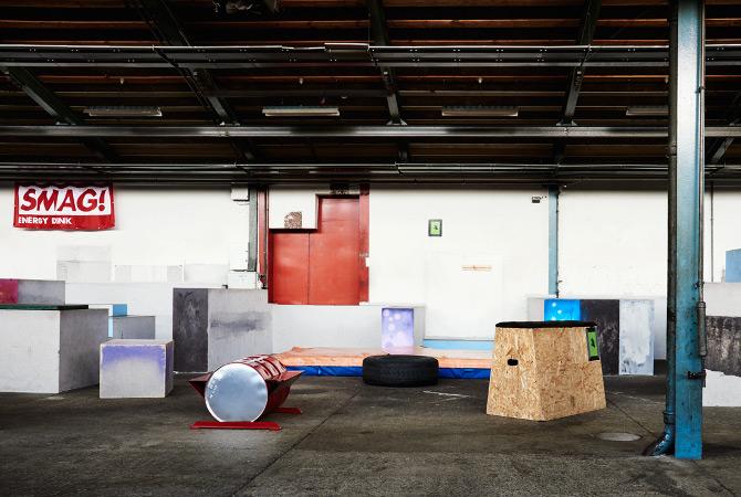Obstacles, Kulturfabrikken