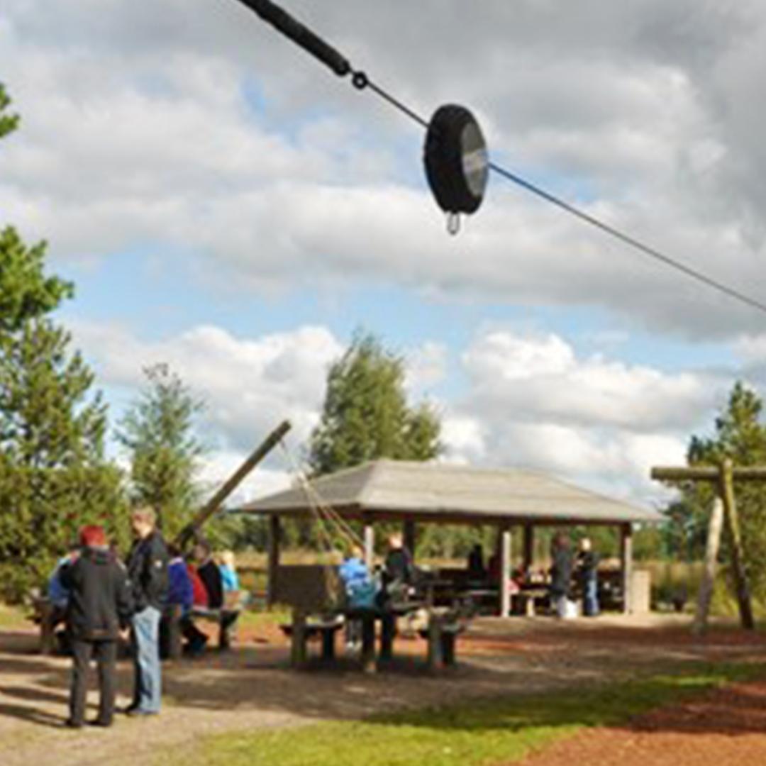 Foto fra Præstbjerg Naturcenter