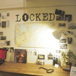 billede fra locked escape room