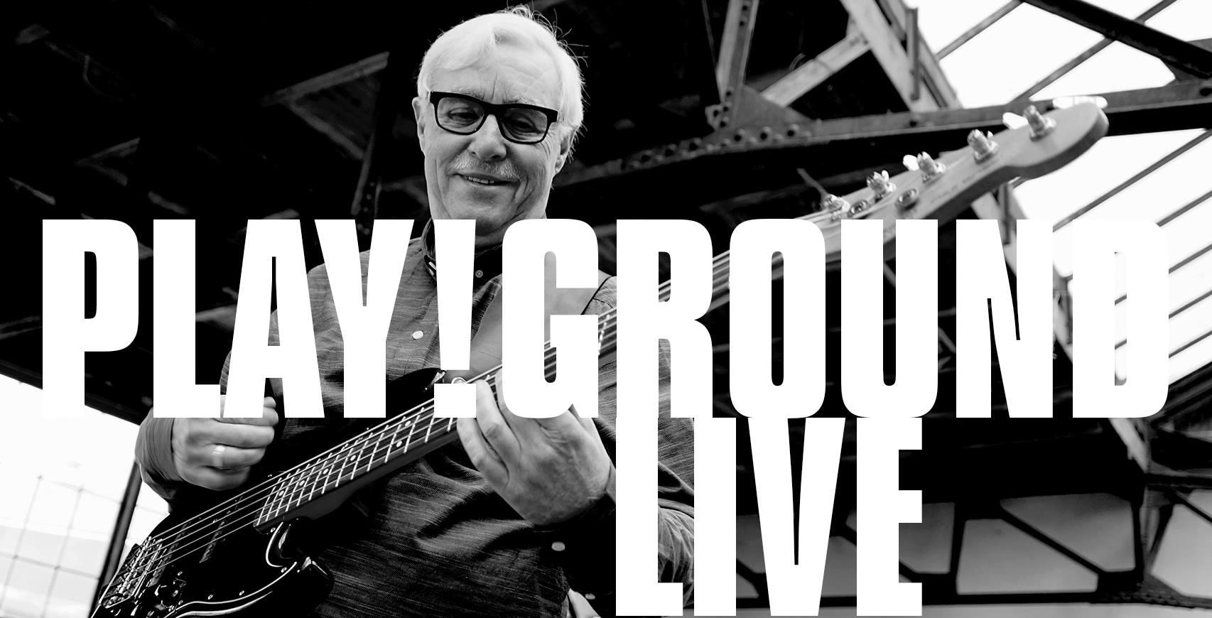 Bo Stieff og Play!GroundLive